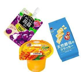 ダイエット中の強い味方!低カロリーで栄養素入りのお菓子3選!