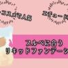 【アットコスメで人気】ブルべ×ベース×リキッドファンデーション【エチュードハウス】